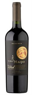 Vina Maipo Red Blend Reserva Vitral 2014 750ml